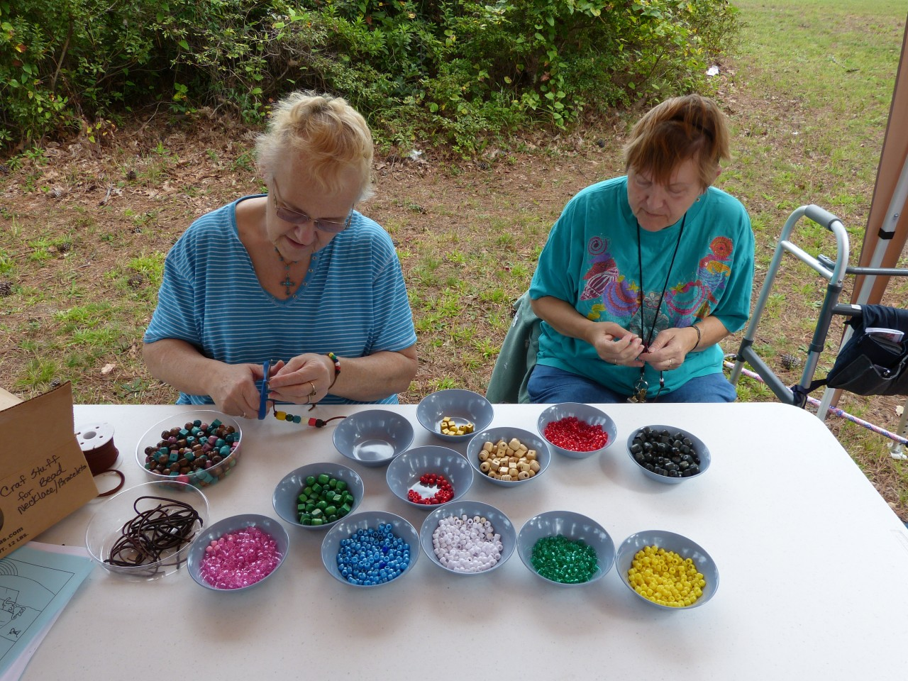 Bead Booth
