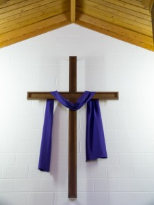 The Cross at Lent