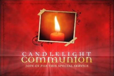 Candlelight-Communion