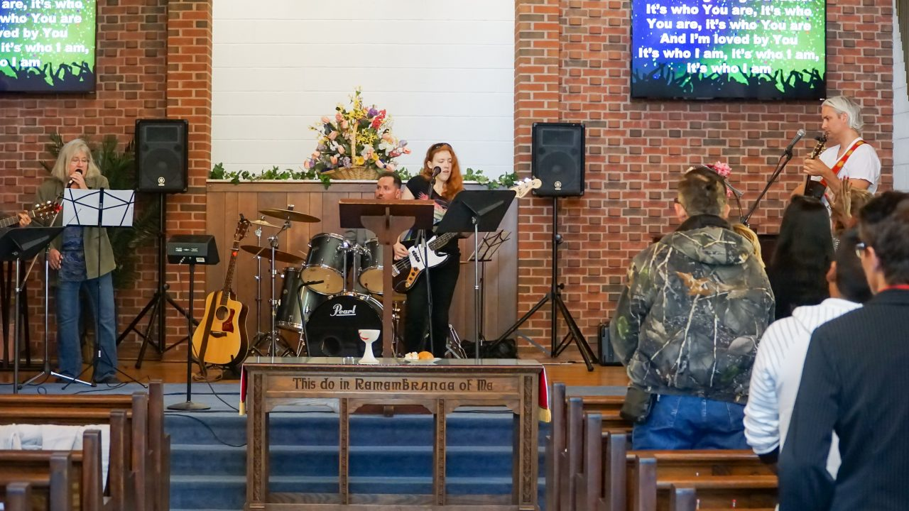 Modern Worship Experience