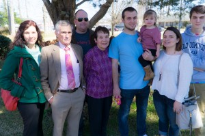 Sid Birthday Family